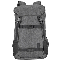 Nixon LANDLOCK BACKPACK SE II CHARCOAL HEATHER