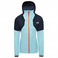 The North Face W POWDER GUIDE JKT TRANS BL/UR (6GT)