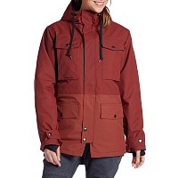 Airblaster WOMENS FREEDOM PARKA OXBLOOD