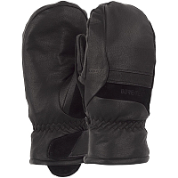 Pow STEALTH GTX MITT +WARM BLACK