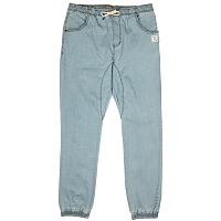 Rusty BALLER DENIM BEACH PANT 90s BLUES