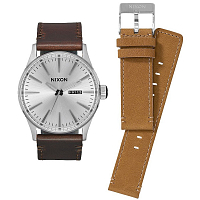 Nixon SENTRY PACK White/Brown/Tan