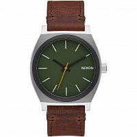Nixon Time Teller SURPLUS/BROWN