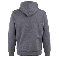 Carhartt HOODED WIP DIVISION SWEATSHIRT DARK GREY HEATHER