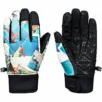 Quiksilver METHOD GLOVE M GLOV NUDE RUN GLOVES