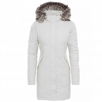 The North Face W ARCTIC PARKA VINTAGE WHITE (11P)