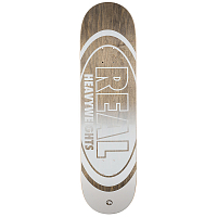Real Skateboards RL BRD HEAVYWEIGHT GRAY