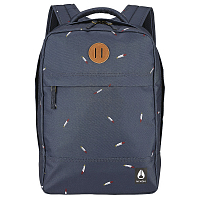 Nixon BEACONS BACKPACK II Midnight Navy Multi