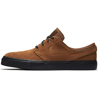 Nike ZOOM STEFAN JANOSKI LT BRITISH TAN/LT BRITISH TAN-BLACK