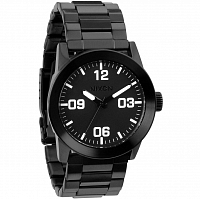 Nixon Private SS ALL BLACK