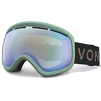 VonZipper SKYLAB Mint / Stellar Chrome