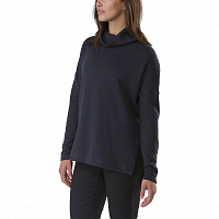 ARCTERYX LAINA SWEATER BLACK SAPP