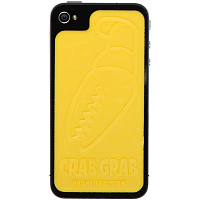 CRABGRAB PHONE TRACTION YELLOW
