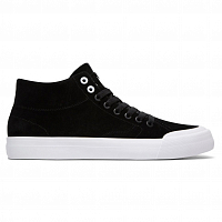 DC EVAN HI ZERO M SHOE BLACK/BLACK/WHITE
