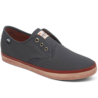 Quiksilver SHOREBREAK DELU M SHOE GREY/RED/WHITE