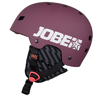 Jobe BASE HELMET BORDEAUX RED