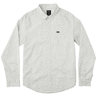 RVCA CLETA LS ANTIQUE WHITE