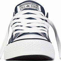 CONVERSE YTH CHUCK TAYLOR AS CORE CANVAS OX NAVY
