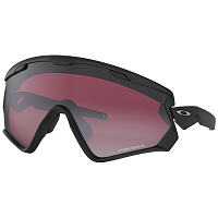 Oakley WIND JACKET 2.0 MATTE BLACK/PRIZM BLACK IRIDIUM/