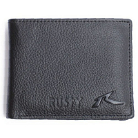 Rusty DEEP RIVER WALLET BLACK STEALTH