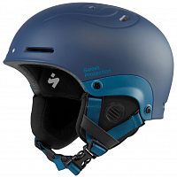 Sweet Protection BLASTER II HELMET Matte Midnight Blue/Dark Frost
