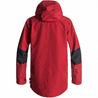 DC COMMAND JKT M SNJT CHILI PEPPER