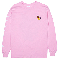 RIPNDIP HEAVINLY BODIES LS PINK
