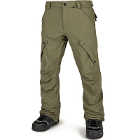 Volcom ARTICULATED PANT MILITARY