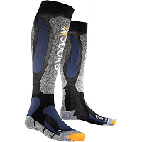 X-Socks XS SKI PERFORMANCE ANTHRACITE/AVIO