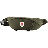 Fjallraven ULVO HIP PACK LARGE LAUREL GREEN