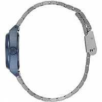 Nixon Small Time Teller NAVY/SILVER