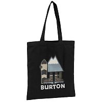 Burton SIMPLE TOTE TRUE BLACK LEARY