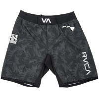 RVCA BJ PENN SCRAPPER SH. BLACK