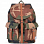 Herschel Studio Dawson X-large WOODLAND CAMO/TAN SYNTHETIC LEATHER