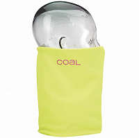 Coal THE M.T.F. GAITER neon yellow