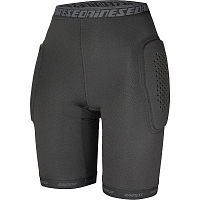 Dainese SOFT PRO SHAPE SHORT LADY BLACK