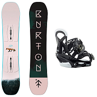 Burton K ALL-MOUNTAIN HALF PACKAGE 4 0