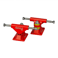Penny Trucks RED