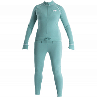 Airblaster WMS HOODLESS NINJA SUIT GNU HOT TEAL
