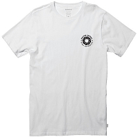 Nixon HAWK LOOP S/S TEE WHITE