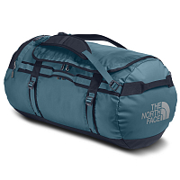 The North Face BASE CAMP DUFFEL MONTEREY BLUE/URBAN NAVY