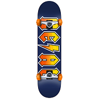 REAL SKATEBOARDS NEW DEEDS MINI 7,38
