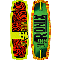 Ronix Vault SS17 Glossy Orange/Yellow/Green/Black