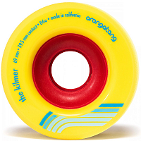 Orangatang THE KILMER WHEEL YELLOW