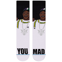 Stance ANTHEM YOU MAD? BLACK