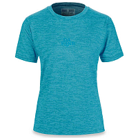 Dakine WOMEN'S DAUNTLESS LOOSE FIT S/S BAY ISLANDS HEATHER