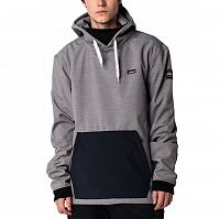 Planks PARKSIDE PRO SOFT SHELL RIDING HOOD TALL SPORTS GREY