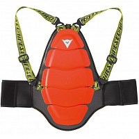 Dainese KID BACK PROTECTOR 02 EVO RED