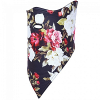 Airhole FACEMASK 2 LAYER FLOWERS
