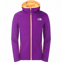 The North Face SOFTSHELL JACKET IRIS PURPLE